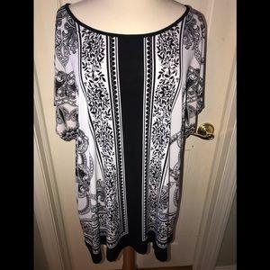 Roz & Ali women's blouse size 2x